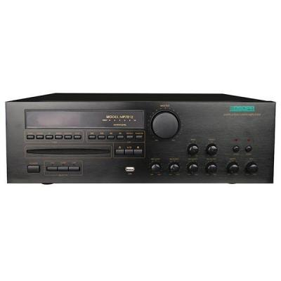 MP7812 60W-350W 2 Zonen All in One Mischverstärker mit CD / DVD / MP3 / Tuner