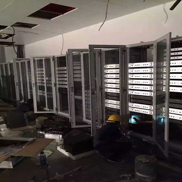 DSPPA PA system in Guangzhou Metro Operation Center