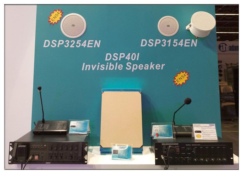 DSP401 Invisible Speaker