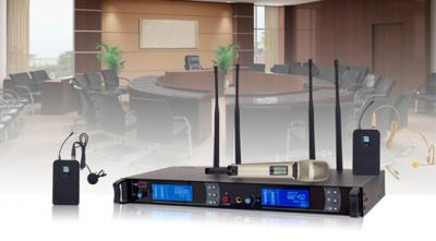 D665 Serie UHF Wireless Microphone System