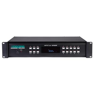 MP9808R PA System Digital AM / FM-Tuner